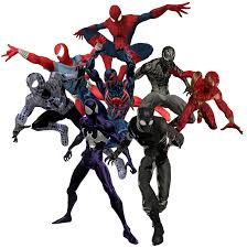 And this still isn't every Spidey from Amazing Spider-Man.