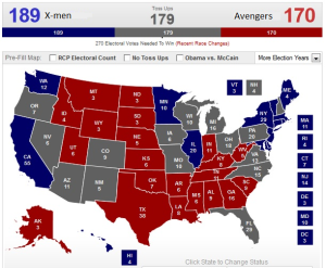 I tried having everyone vote for their favorite, but after having to recount Florida three times I gave up.