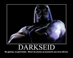 Darkseid saw your meme, destroyed it, and replaced it with his own.