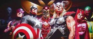 Shiny Happy Avengers.