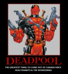Heroclix     Now...Heroclix Deadpool Set