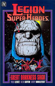 In the DC Universe, Mount Rushmore only has one face...