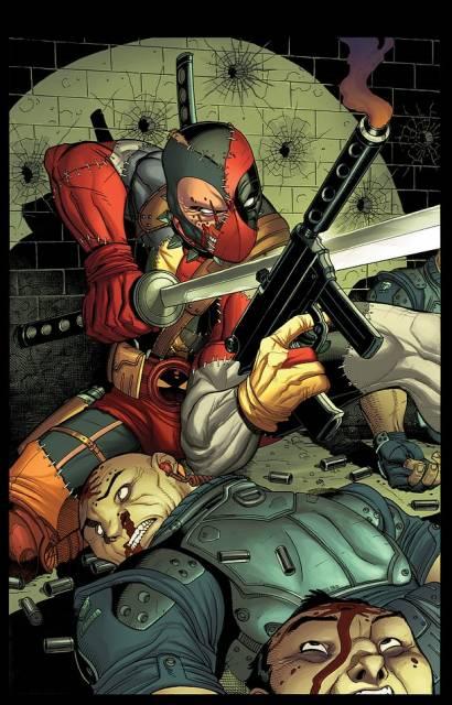 Evil Deadpool Critical Missives
