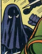 I'll be honest, this could even be Cobra Commander. YOU try finding Secret Empire Number 9 images!