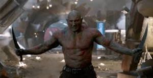 Drax the Destroyer Dave Batista