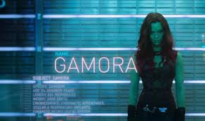 Movie Gamora
