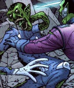 Zombie Skrull
