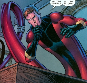 Elongated Man All this Trouble