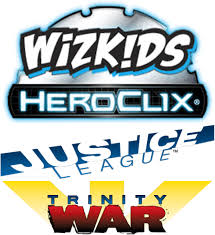Justice League Heroclix Trinity War