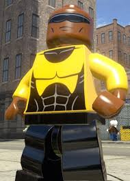 Lego Heroes for Hire