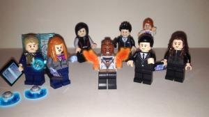 Lego SHIELD