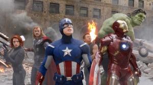 Avengers 1 MCU