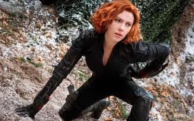 Avengers Age of Ultron Black Widow