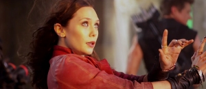 Avengers Age of Ultron Scarlet Witch