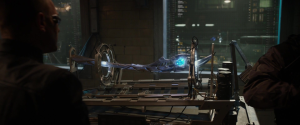 Avengers Age of Ultron Test Subject