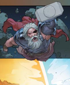 King Thor Avengers Assemble