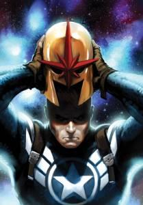 Steve Rogers Nova Corps 2