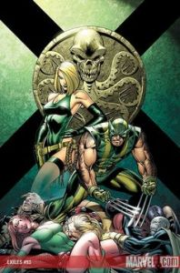 Wolverine Agent of Hydra