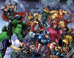 Avengers Assemble Ninwashui Byline