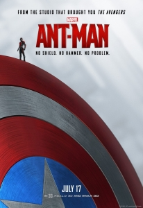 Patriotic Ant-Man