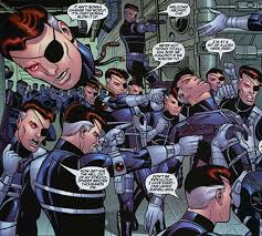 Will the real Nick Fury please stand up?