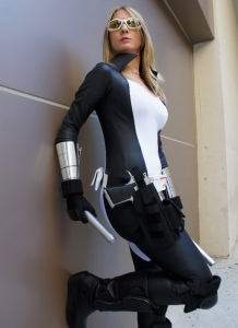 Mockingbird cosplay