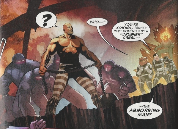 absorbing man intro
