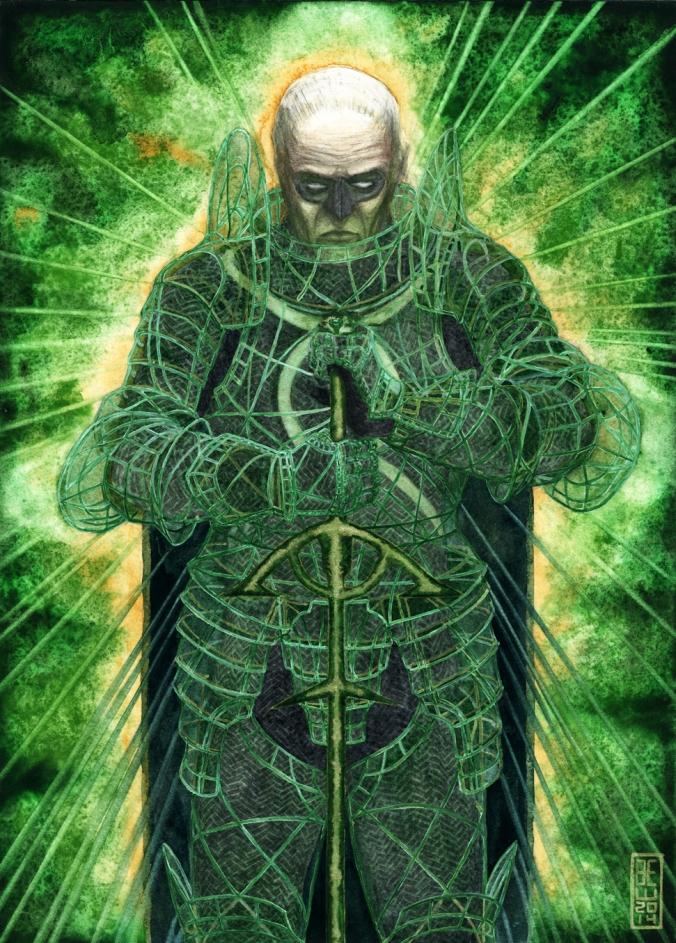 KC Green Lantern