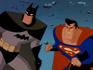 Worlds Finest Animated
