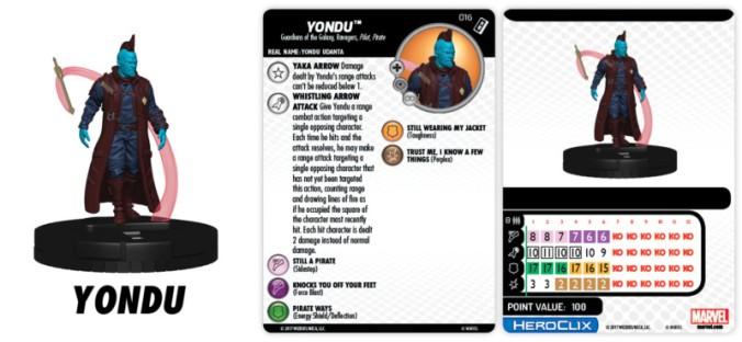 Yondu Chase