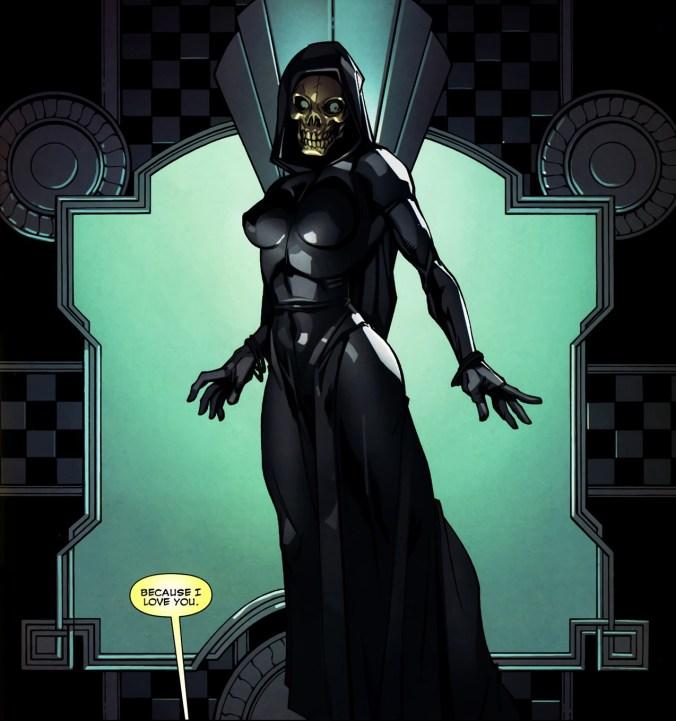 Mistress Death