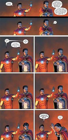 Dr. Stark Meme