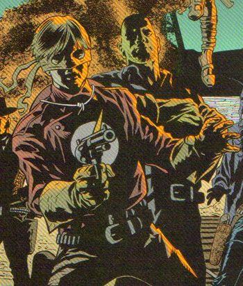 Kid Flash Justice Rider