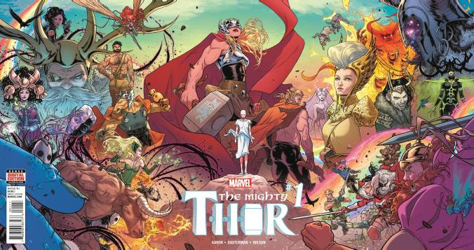 Mighty Thor Banner