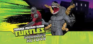 TMNT Shredders Return
