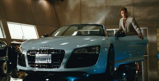 Tonys car