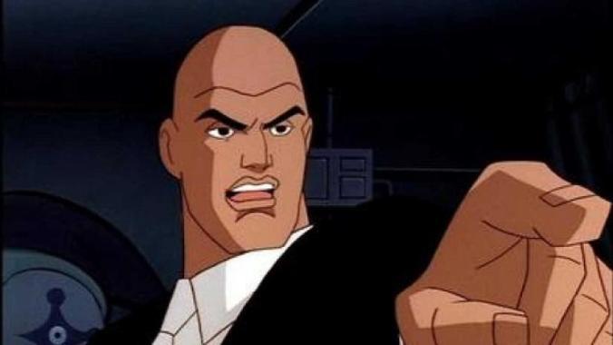 Lex Luthor BTAS