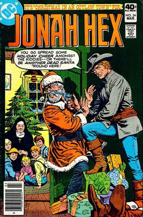 Jonah Hex Christmas