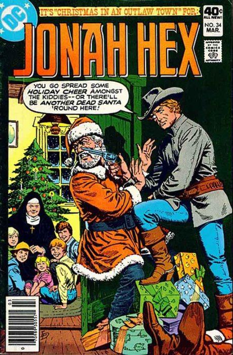 Jonah Hex Christmas