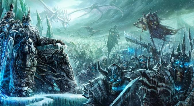 Lich King raid