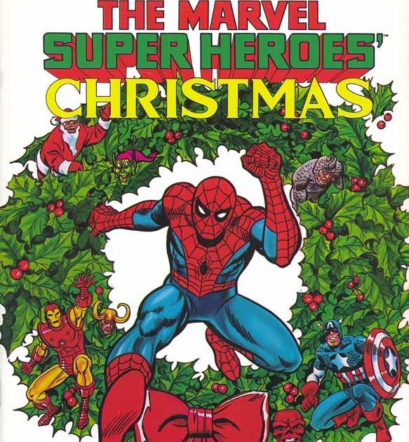 Marvel Christmas