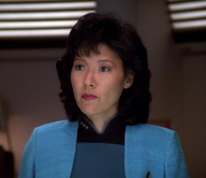 Nurse Ogawa