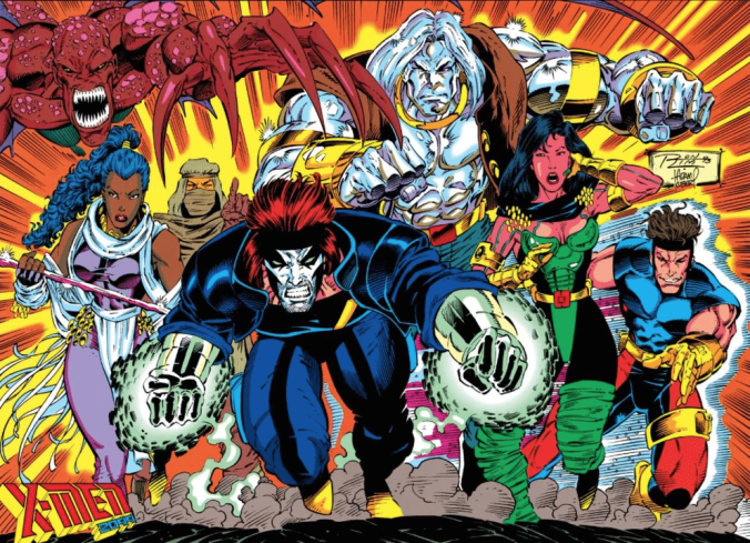 X-Men 2099 spread.png