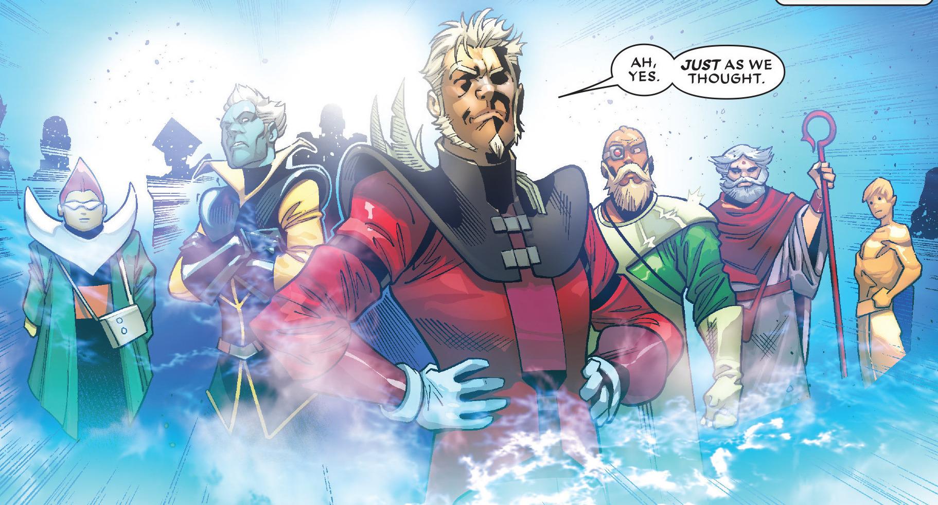 Elders of the Universe Banner