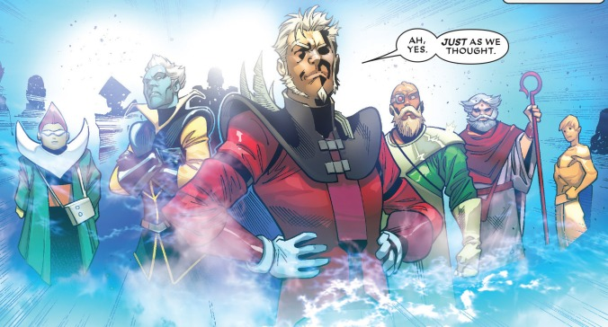 Elders of the Universe Banner