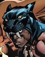 Black Panther incarnation