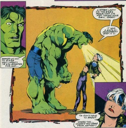 Gary Frank Hulk