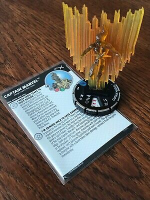Heroclix-Earth-X-Captain-Marvel-067-Ultra-Chase