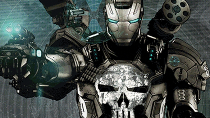 Punisher War Machine 2